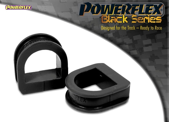Powerflex Black Series Non Power Steering Rack Mount Kit for Seat Ibiza (6K)