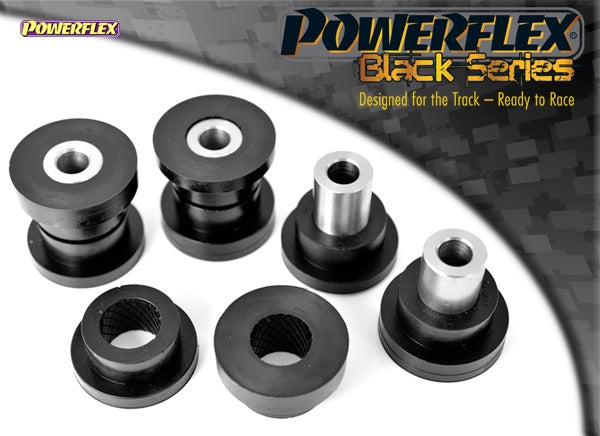 Powerflex Black Series Front Upper Wishbone Bush Kit for Honda S2000