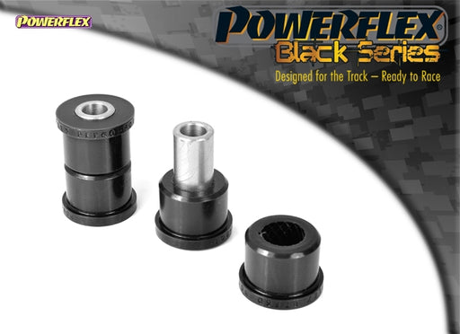Powerflex Black Series Front Arm Front Bush Kit for Renault Clio (MK3)