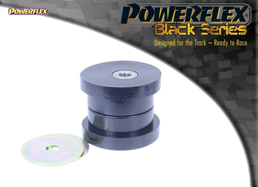 Powerflex Black Series Lower Engine Mount Large Bush Round Bracket Kit for Ford Fiesta ST (MK7)