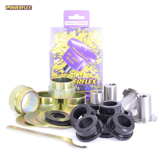 Powerflex Front Lower Wishbone Bush, Camber Adjustable Kit for Renault Clio (MK1)