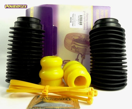 Powerflex Universal Bump Stop and Cover Kit for Mini Hatch (R50)