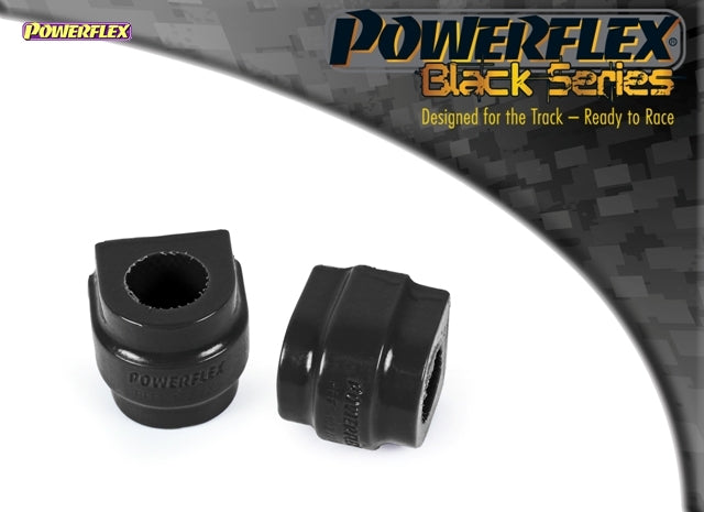 Powerflex Black Series Front Anti Roll Bar Bush 22.5mm Kit for Mini Hatch (R50)