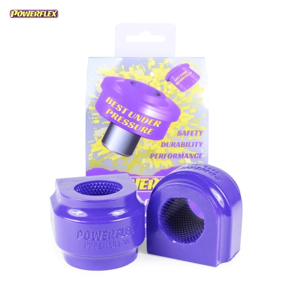 Powerflex Front Anti Roll Bar Bush 30mm Kit for BMW 1-Series (F20)