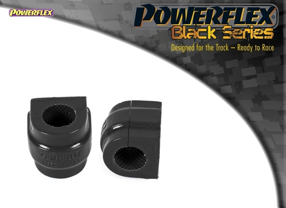 Powerflex Black Series Front Anti Roll Bar Bush 21.5mm Kit for Mini Hatch (R56)