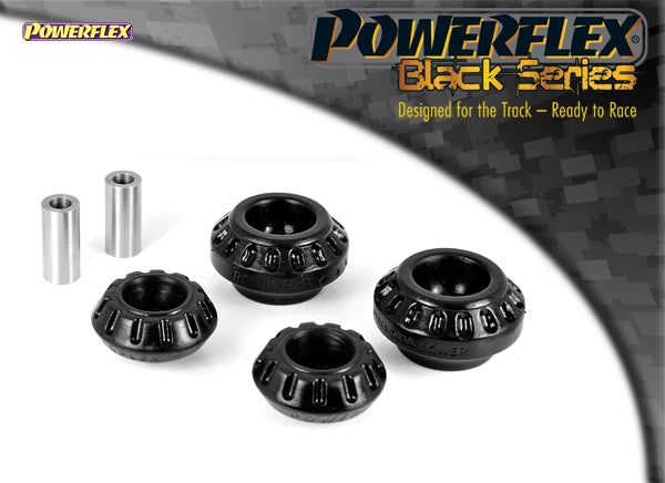 Powerflex Black Series Rear Shock Top Mounting Bush Kit for Volkswagen Golf (MK1)