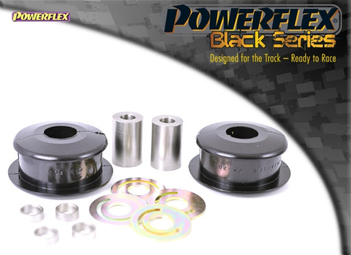 Powerflex Black Series Front Wishbone Rear Bush Kit for Seat Ibiza (6K)