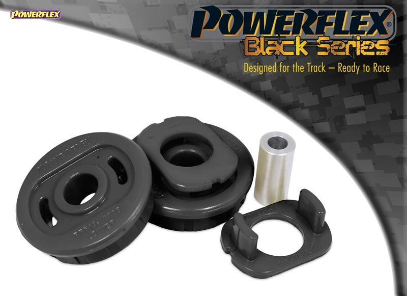 Powerflex Black Series Lower Engine Mount Bush Kit for Ford Focus RS (MK3)