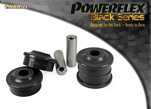 Powerflex Black Series Front Radius Arm to Chassis Bush Kit for BMW 5-Series (E61)