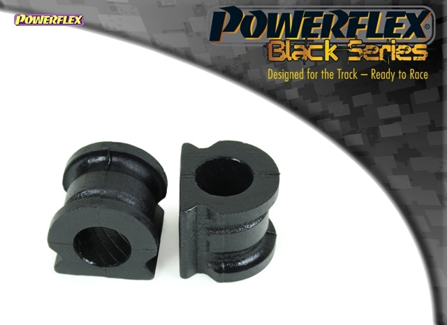 Powerflex Black Series Front Anti Roll Bar Bush 20mm Kit for Volkswagen Polo (9N3)