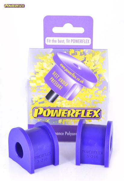 Powerflex Rear Anti Roll Bar Bush 16mm Kit for Audi A4 (B6)