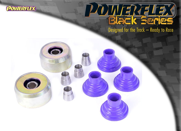 Powerflex Black Series Front Wishbone Rear Bush (Race Use) Fits All Models Kit for Volkswagen Golf (MK4)
