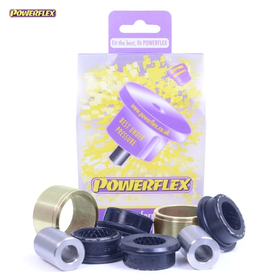 Powerflex Rear Tie Rod Inner Bush Kit for Audi A6 (C6)
