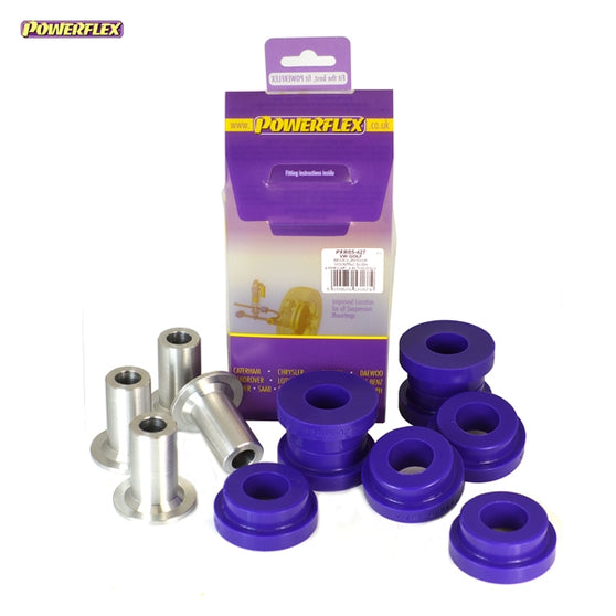 Powerflex Rear Subframe Mounting Bush Kit for Audi S3 (8L)