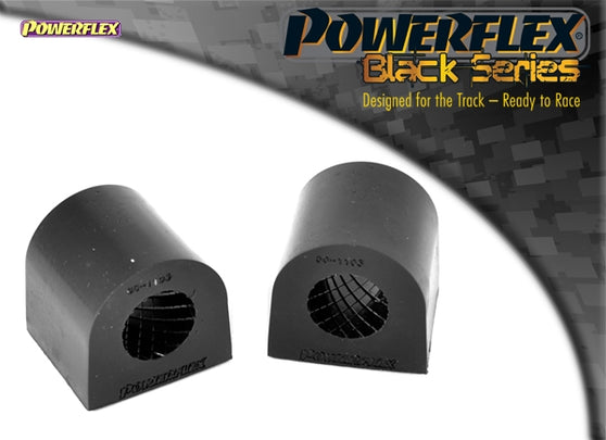 Powerflex Black Series Front Anti Roll Bar Bush 21mm Kit for Alfa Romeo MiTo