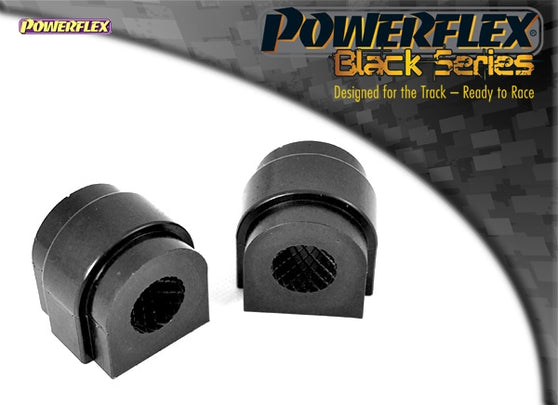 Powerflex Black Series Rear Anti Roll Bar Bush 20.5mm Kit for Audi TT (MK2)