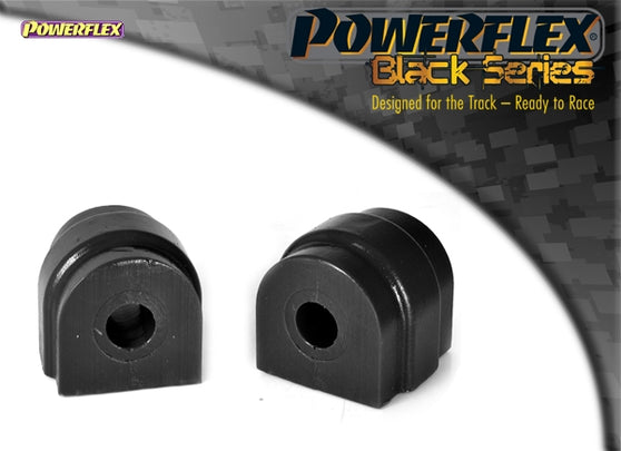 Powerflex Black Series Rear Anti Roll Bar Mount 16mm Kit for BMW 5-Series (E60)