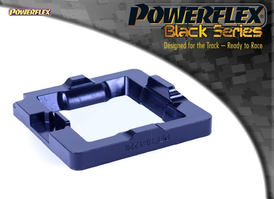 Powerflex Black Series Gearbox Mount Insert Kit for Ford Focus (MK2)