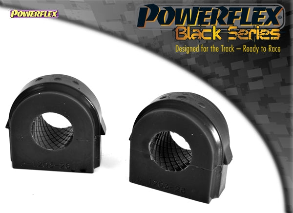 Powerflex Black Series Front Anti Roll Bar Bush 28mm Kit for BMW 1-Series (E87)
