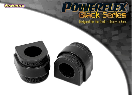 Powerflex Black Series Front Anti Roll Bar Bush 25mm Kit for Audi A3 (8V)