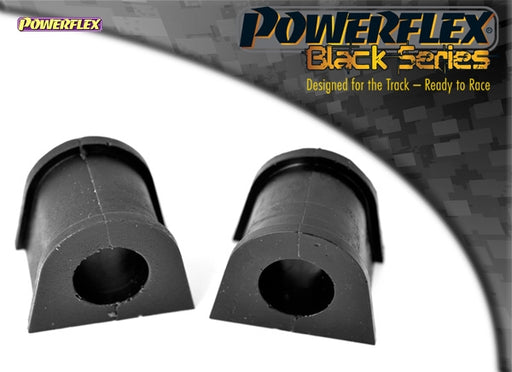 Powerflex Black Series Front Anti Roll Bar Bush 23mm Kit for Alfa Romeo 147