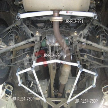 Ultra Racing Rear Lower Brace for Mazda MX-5 (MK3)