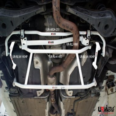 Ultra Racing Rear Lower Brace for Audi TTS (MK2)