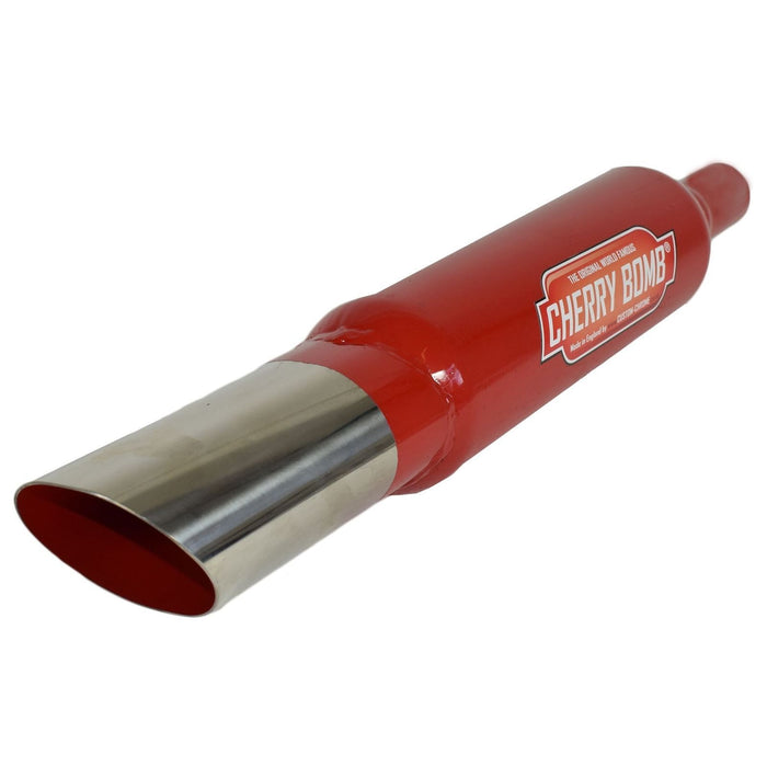 Cherry Bomb Universal Tailpipe (Oval End)