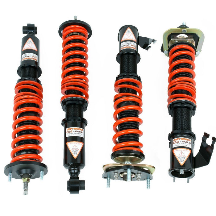 Driftworks CS2 Coilovers for Nissan Silvia (S13)