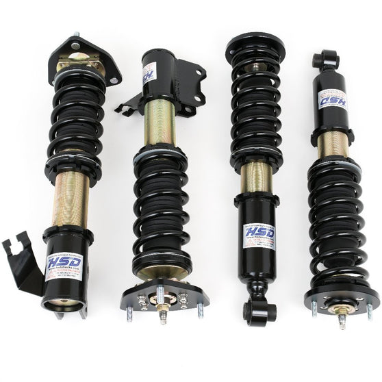 HSD DualTech Coilovers for Nissan Silvia (S13)