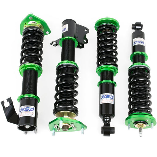 HSD MonoPro Coilovers for Nissan Silvia (S13)