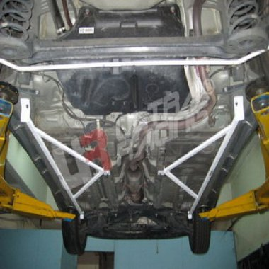 Ultra Racing Side/Other Brace for Toyota Yaris (MK2)