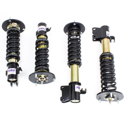 HSD DualTech Coilovers for Subaru Impreza STI (GD)