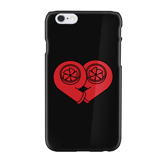 Turbo Heart Phone Case