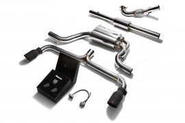 Armytrix Valvetronic Exhaust System for Volkswagen Golf (MK6)