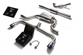 Armytrix Valvetronic Exhaust System for Volkswagen Scirocco