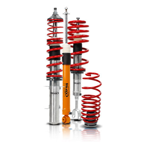 V-Maxx Xxtreme Coilovers for BMW 1-Series E81