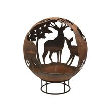 Stag Design 70cm Garden Fire Ball