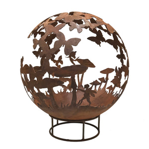 Fairy Design 70cm Garden Fire Ball