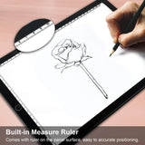 A4 Light Board Portable Tracing Light Box Magnetic Drawing Board Light Drawing Board, - Nouveau Artiste