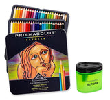 Prismacolor Scholar Colored Pencil Set, Pack of 24, - Nouveau Artiste