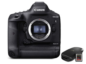 Canon EOS-1D X Mark III CFexpress Card & Reader Bundle kit, - Nouveau Artiste