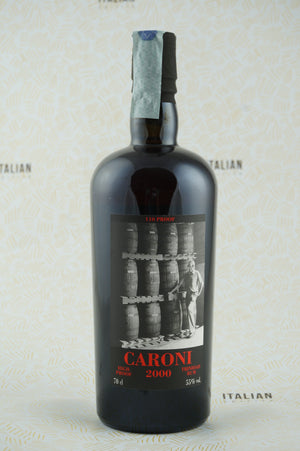 Rum Caroni 2000 High Proof Trinidad Rum
