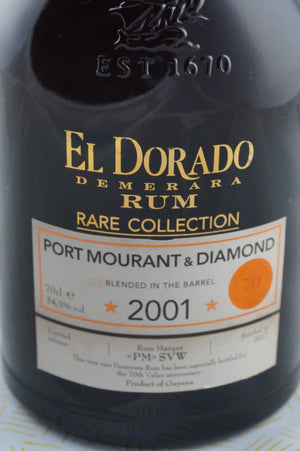 Port Mourant & Diamond 2001 -  Velier 70°