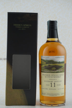 Aultmore 2006 Scotch Whisky - Hidden Spirits