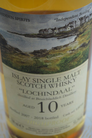 Lochindaal 2007 Scotch Whisky - Hidden Spirits