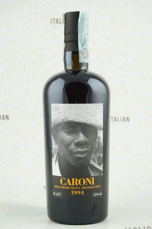 Rum Caroni 1994 High Proof Heavy