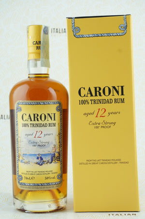 Rum Caroni 12 Extra Strong