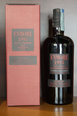 Rum Enmore 1995 Full Proof
