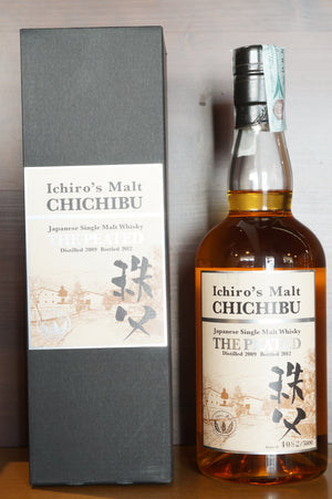 Whisky Chichibu The Peated 2012